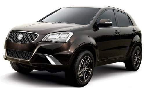 SsangYong Kyron 3.2 2010 photo - 9