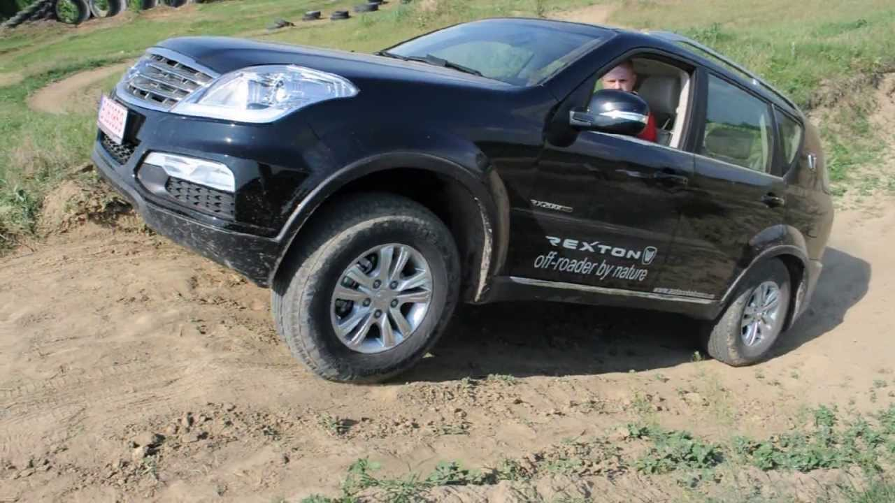 SsangYong Rexton 2.0 2013 photo - 1