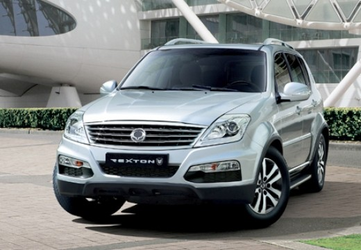 SsangYong Rexton 2.0 2013 photo - 10