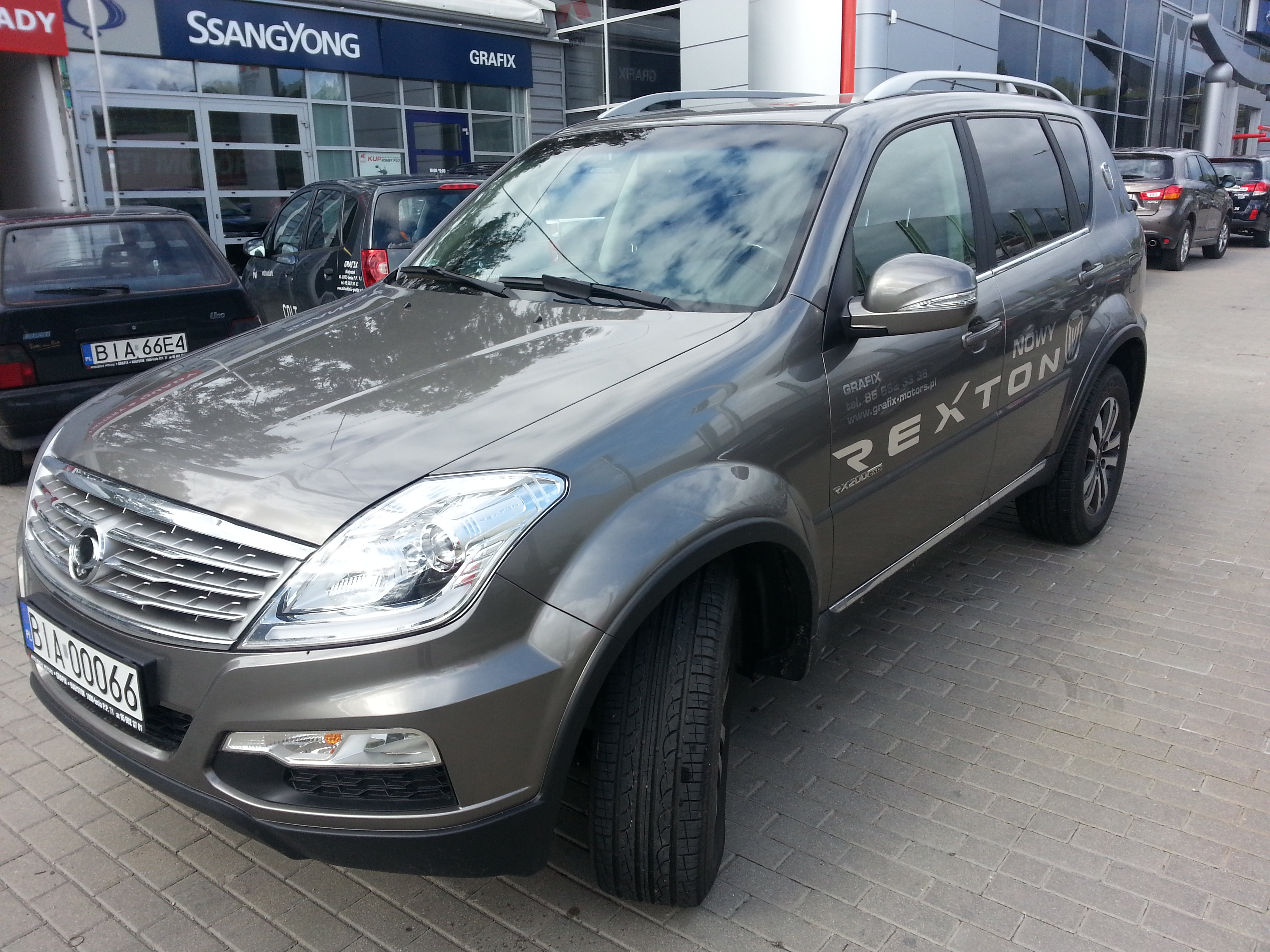 SsangYong Rexton 2.0 2013 photo - 11