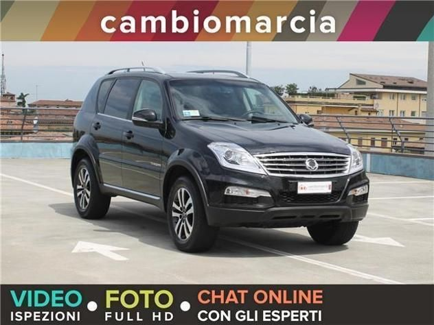 SsangYong Rexton 2.0 2013 photo - 12