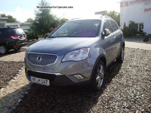SsangYong Rexton 2.0 2013 photo - 2