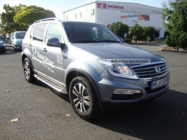 SsangYong Rexton 2.0 2013 photo - 5