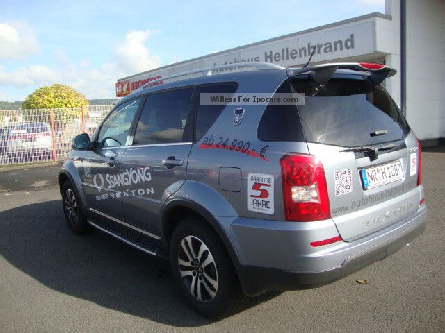 SsangYong Rexton 2.0 2013 photo - 6