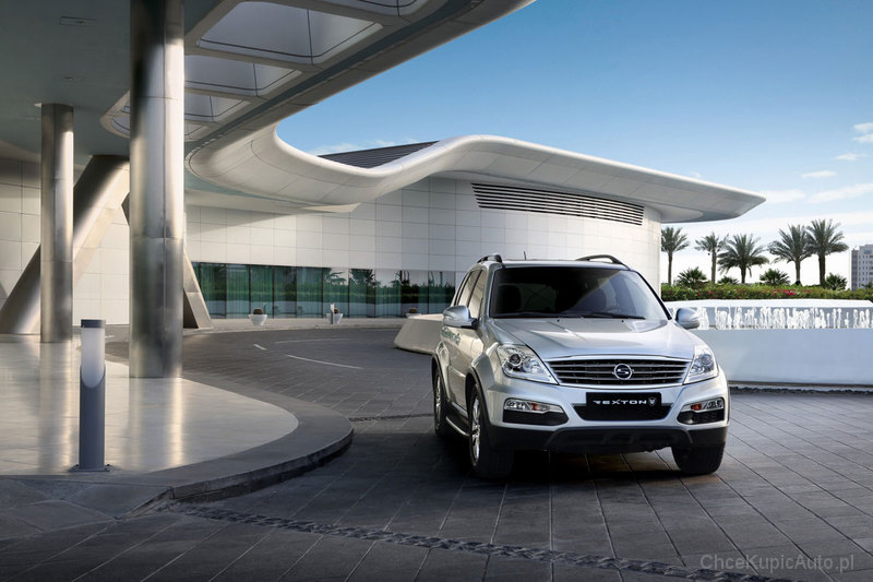 SsangYong Rexton 2.0 2013 photo - 8