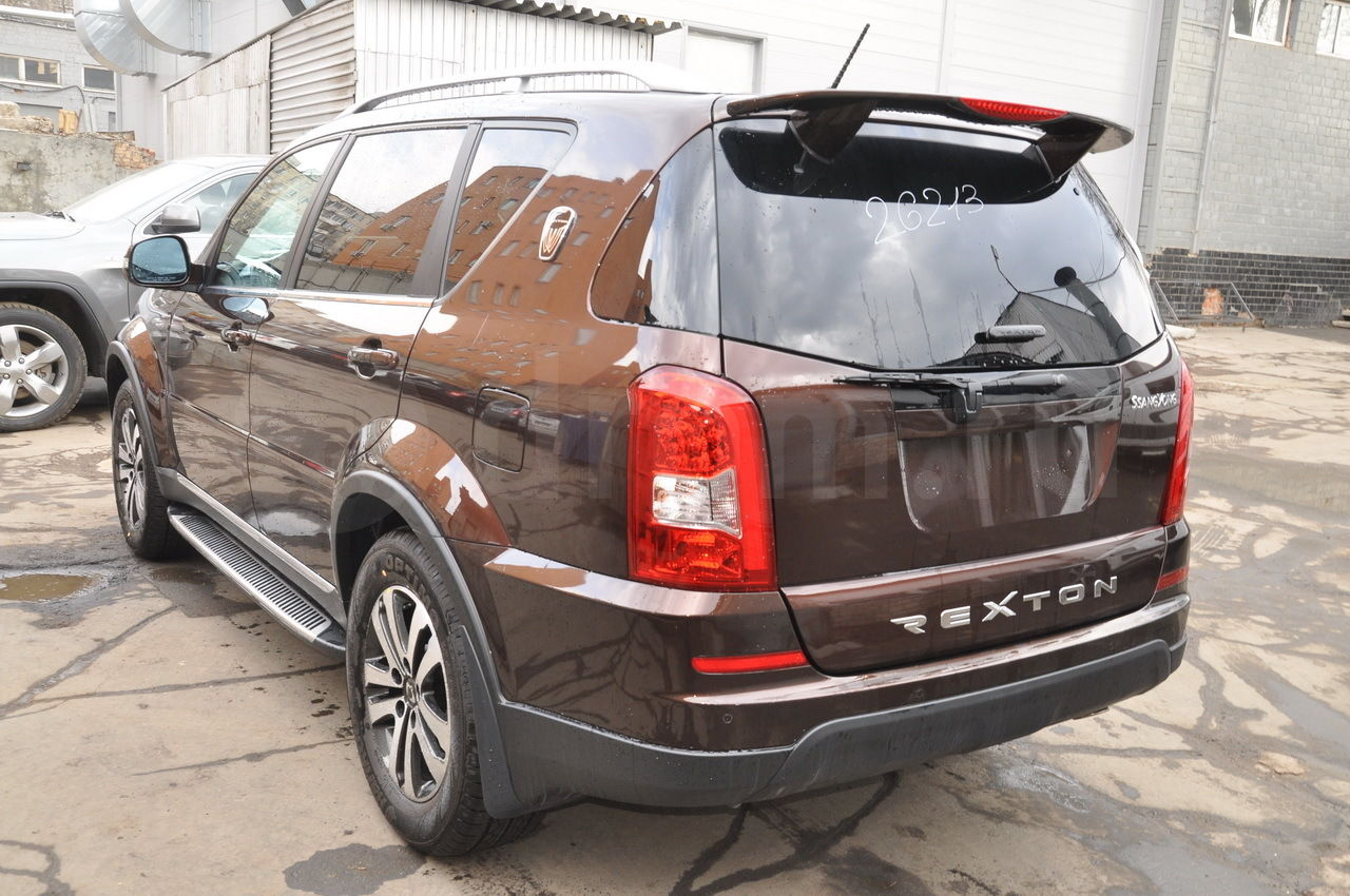 SsangYong Rexton 2.0 2013 photo - 9