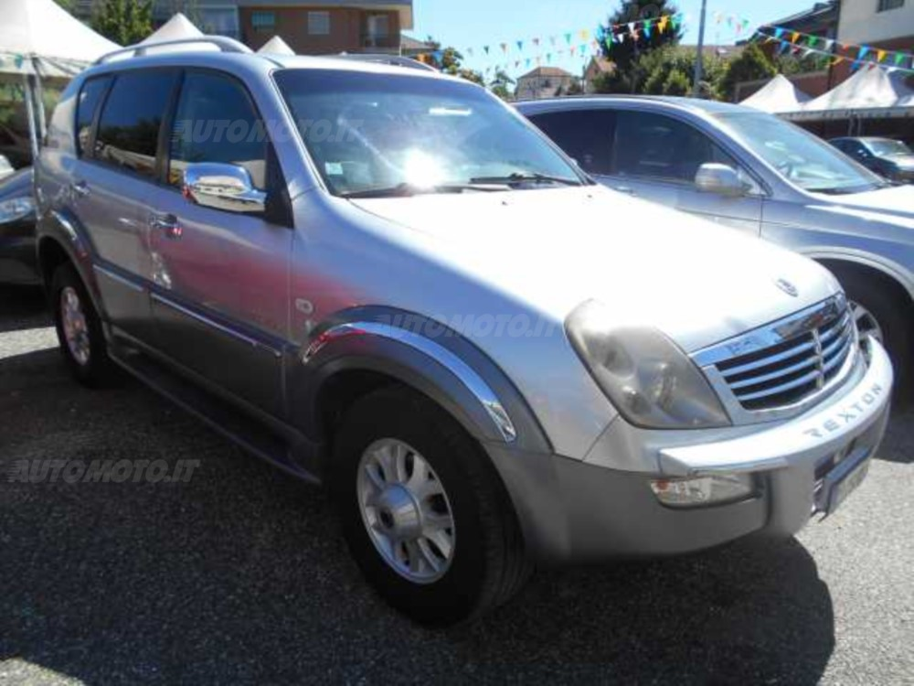 SsangYong Rexton 2.3 2002 photo - 12