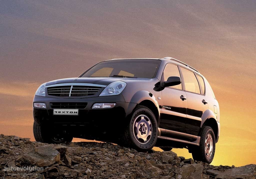 SsangYong Rexton 2.3 2002 photo - 2