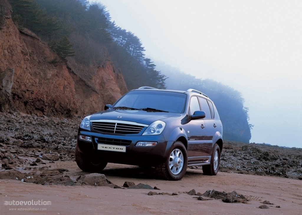 SsangYong Rexton 2.3 2002 photo - 5