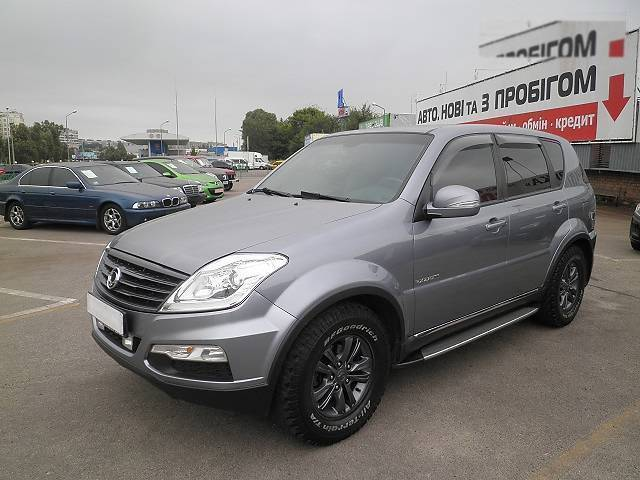SsangYong Rexton 2.7 2012 photo - 12