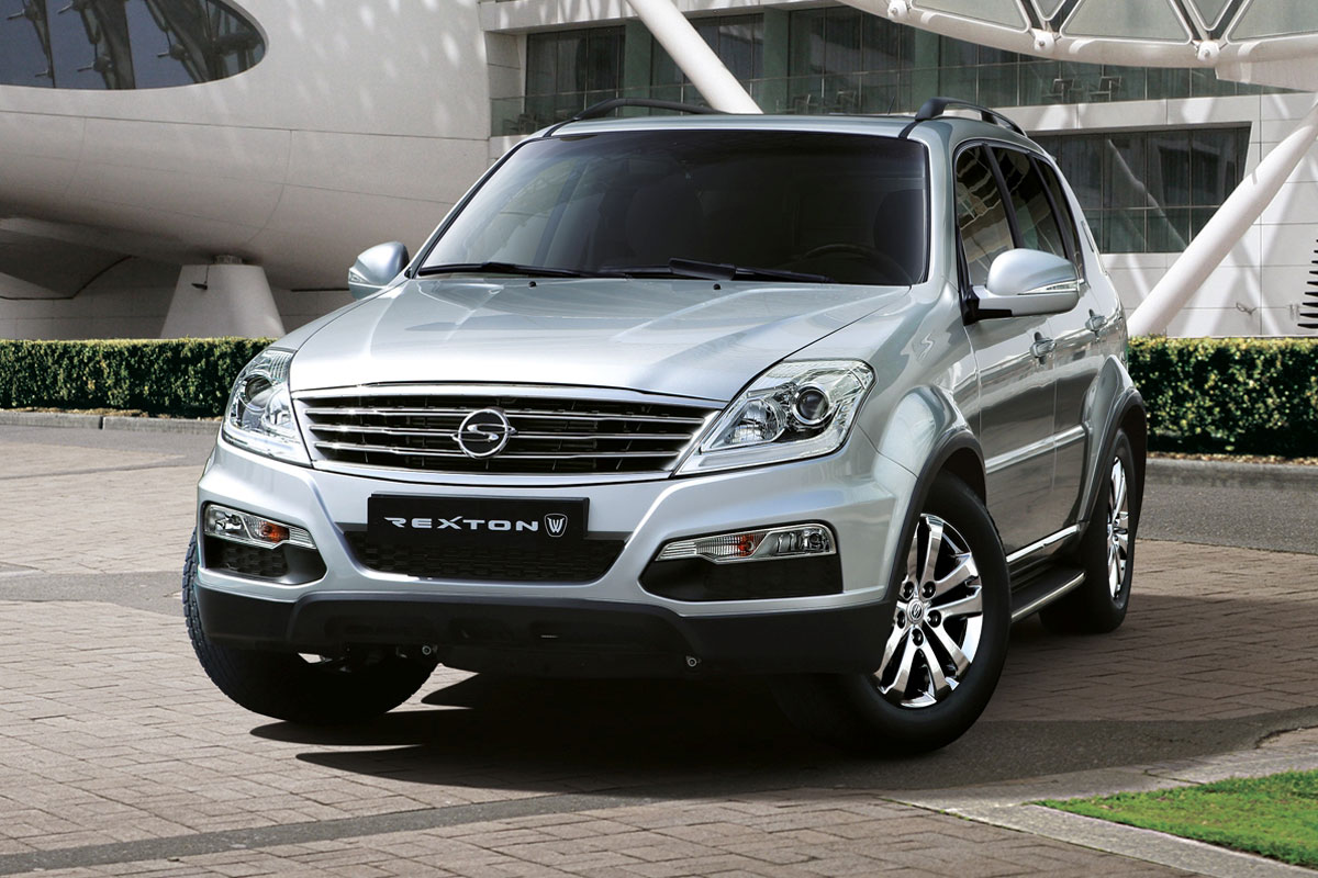 SsangYong Rexton 2.7 2014 photo - 10