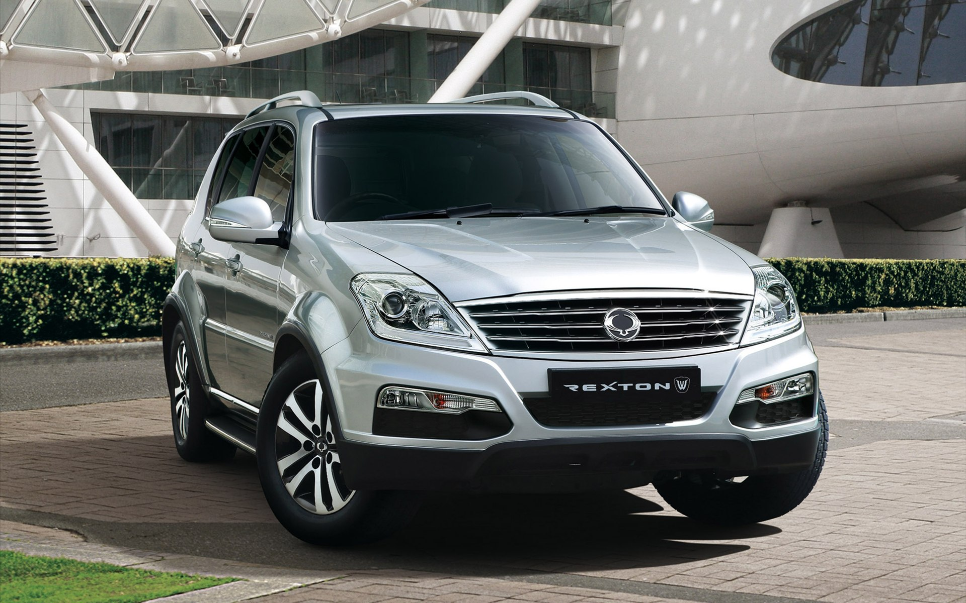 SsangYong Rexton 2.7 2014 photo - 11