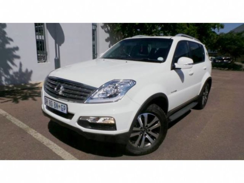 SsangYong Rexton 2.7 2014 photo - 6