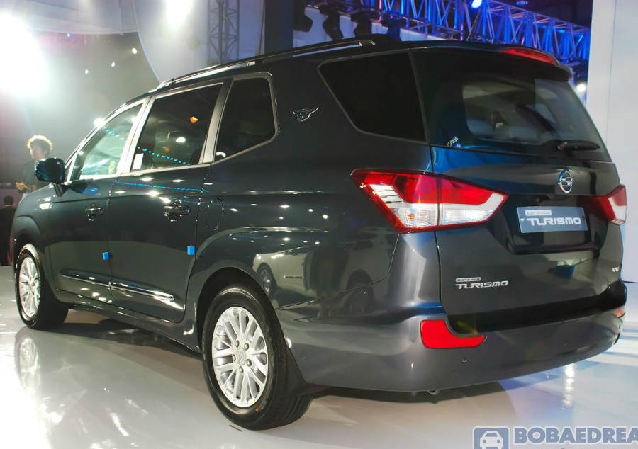 SsangYong Stavic 3.2 2014 photo - 6