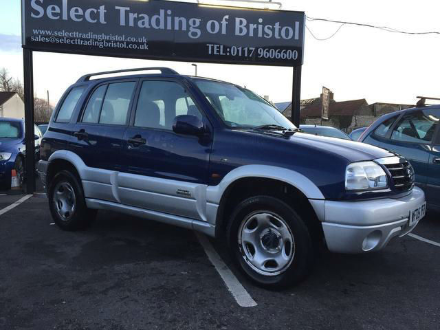 Suzuki Grand Vitara 2.0 2005 photo - 11