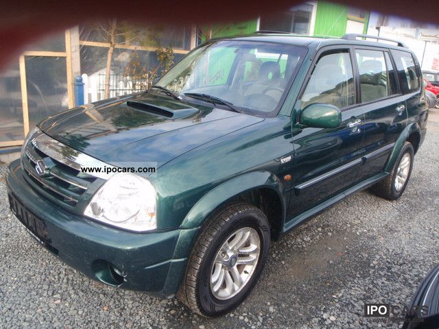 Suzuki Grand Vitara 2.0 2005 photo - 12