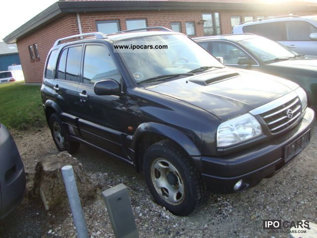 Suzuki Grand Vitara 2.0 2005 photo - 7