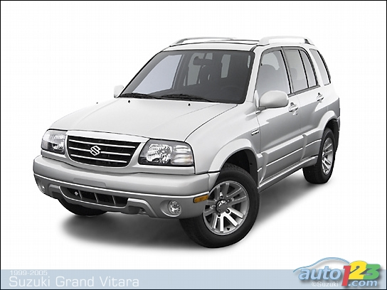 Suzuki Grand Vitara 2.0 2005 photo - 9