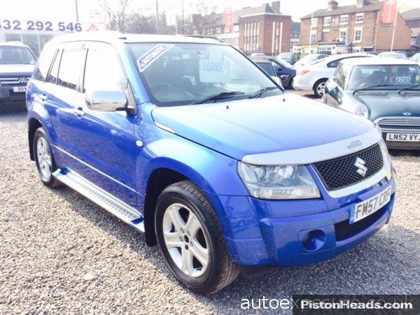 Suzuki Grand Vitara 2.0 2008 photo - 12