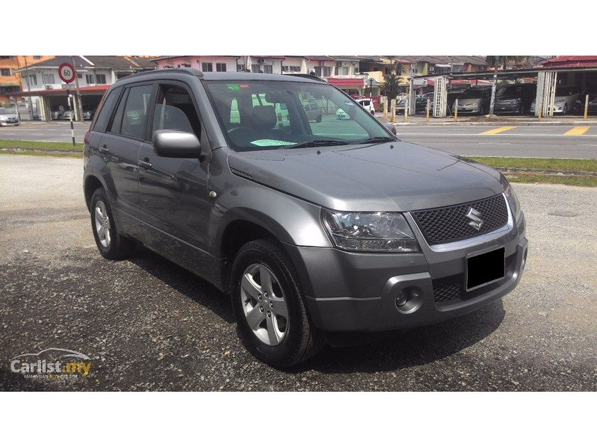 Suzuki Grand Vitara 2.0 2008 photo - 3