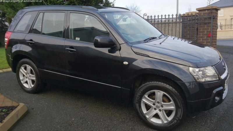 Suzuki Grand Vitara 2.0 2008 photo - 4