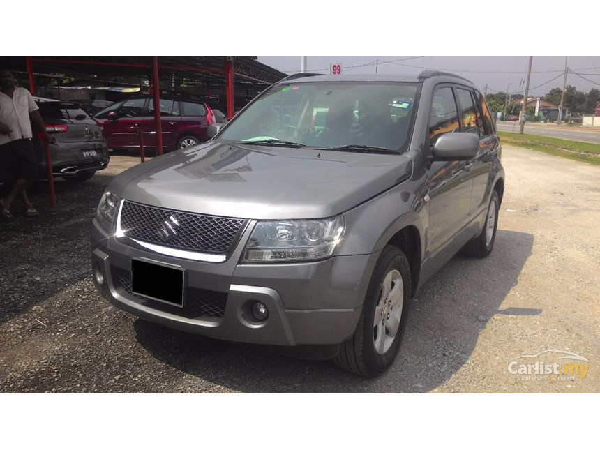 Suzuki Grand Vitara 2.0 2008 photo - 5