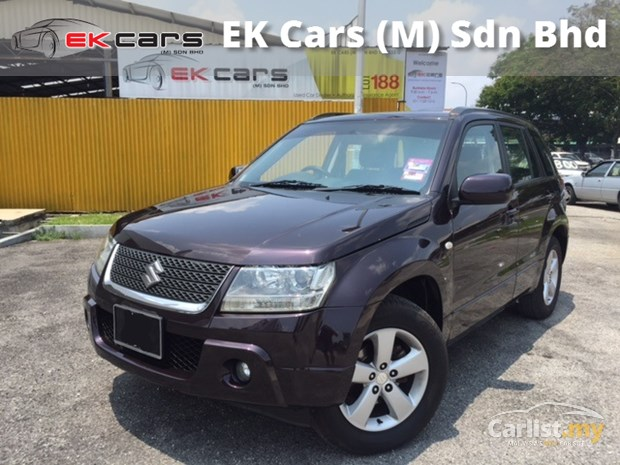 Suzuki Grand Vitara 2.0 2008 photo - 8