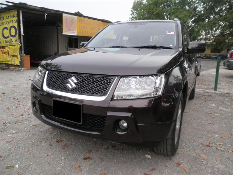 Suzuki Grand Vitara 2.0 2008 photo - 9