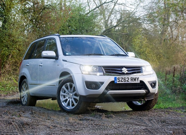 Suzuki Grand Vitara 2.4 2012 photo - 4