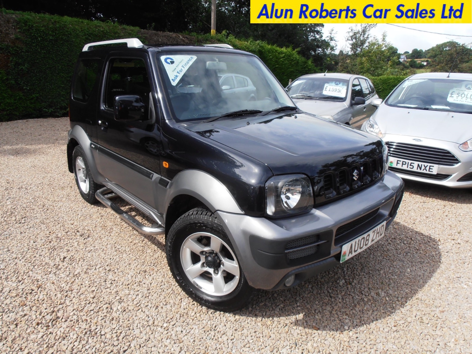 suzuki jimny 1 3 2008 technical specifications interior. Black Bedroom Furniture Sets. Home Design Ideas