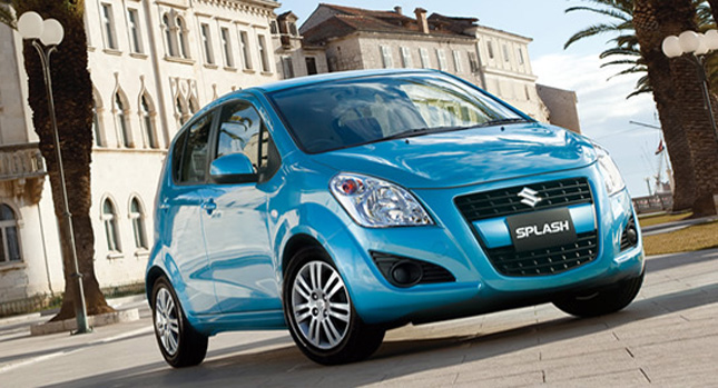 Suzuki Splash 1.2 2013 photo - 1