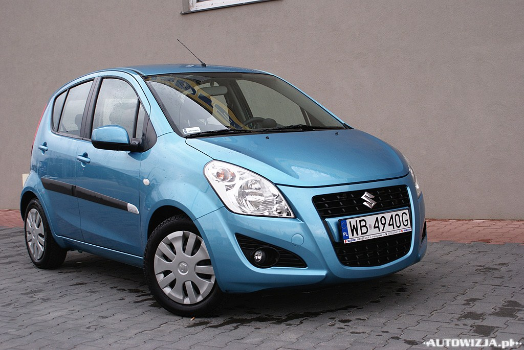 Suzuki Splash 1.2 2013 photo - 12
