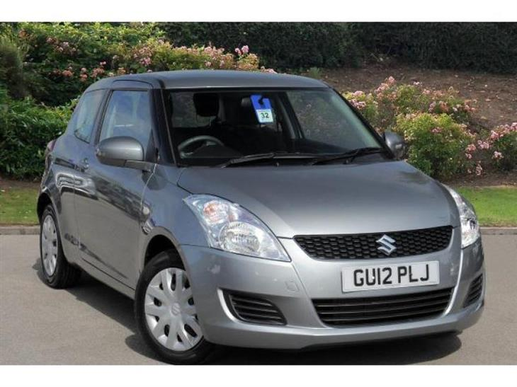 Suzuki Swift 1.2 2012 photo - 11