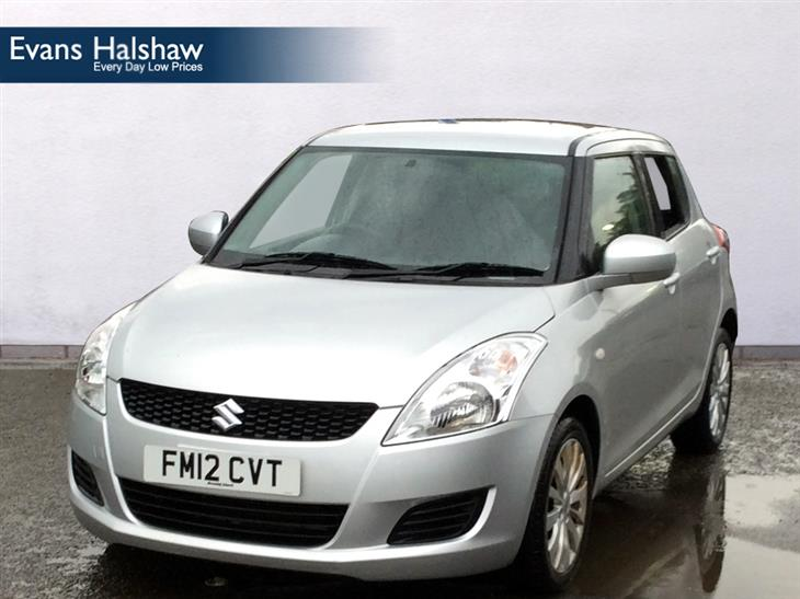 Suzuki Swift 1.2 2012 photo - 5