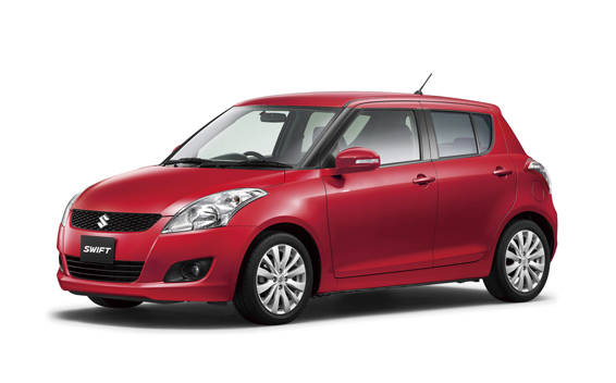 Suzuki Swift 1.2 2012 photo - 6