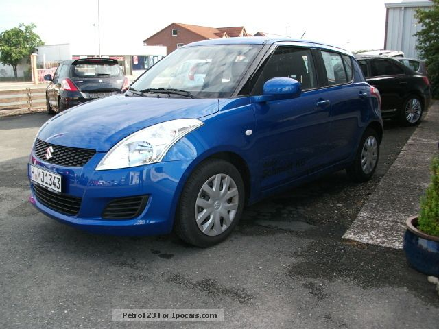 Suzuki Swift 1.2 2012 photo - 7