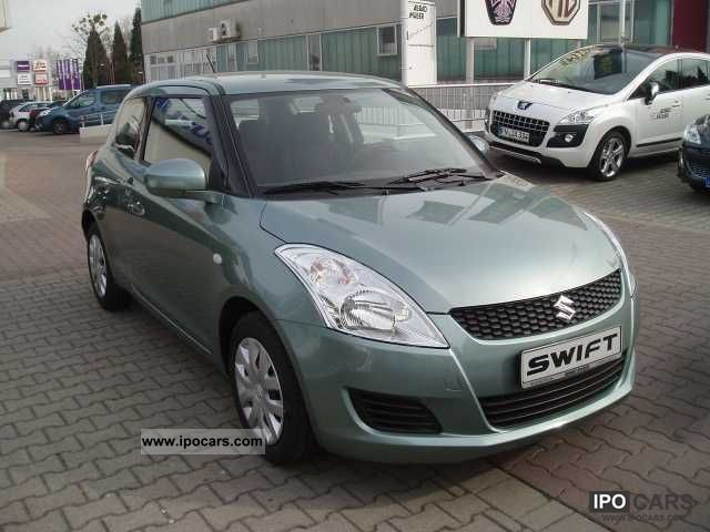 Suzuki Swift 1.2 2012 photo - 9