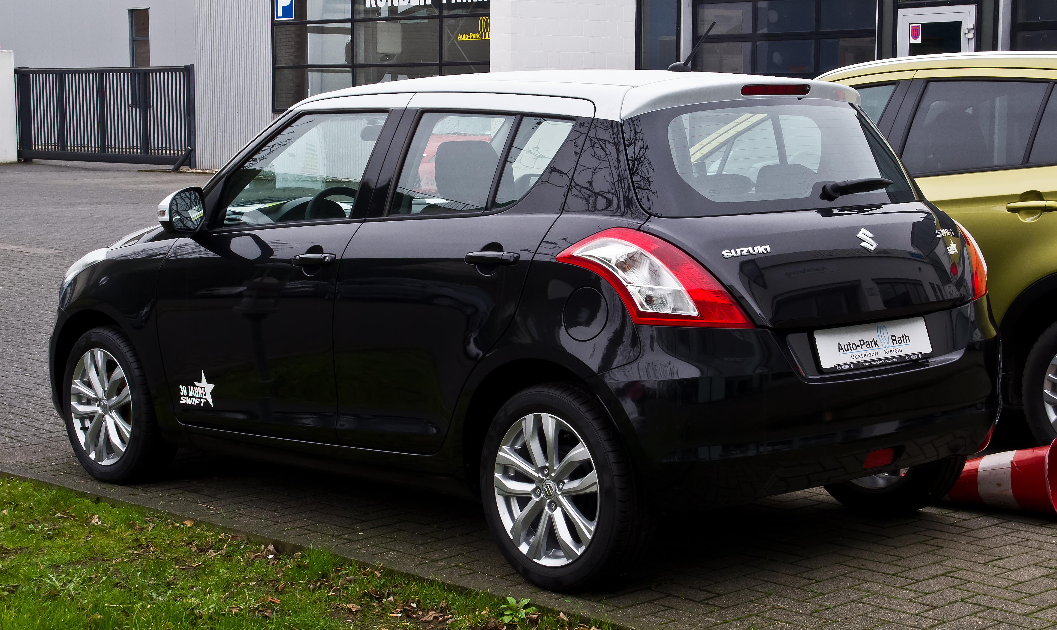 Suzuki Swift 1.2 2013 photo - 1