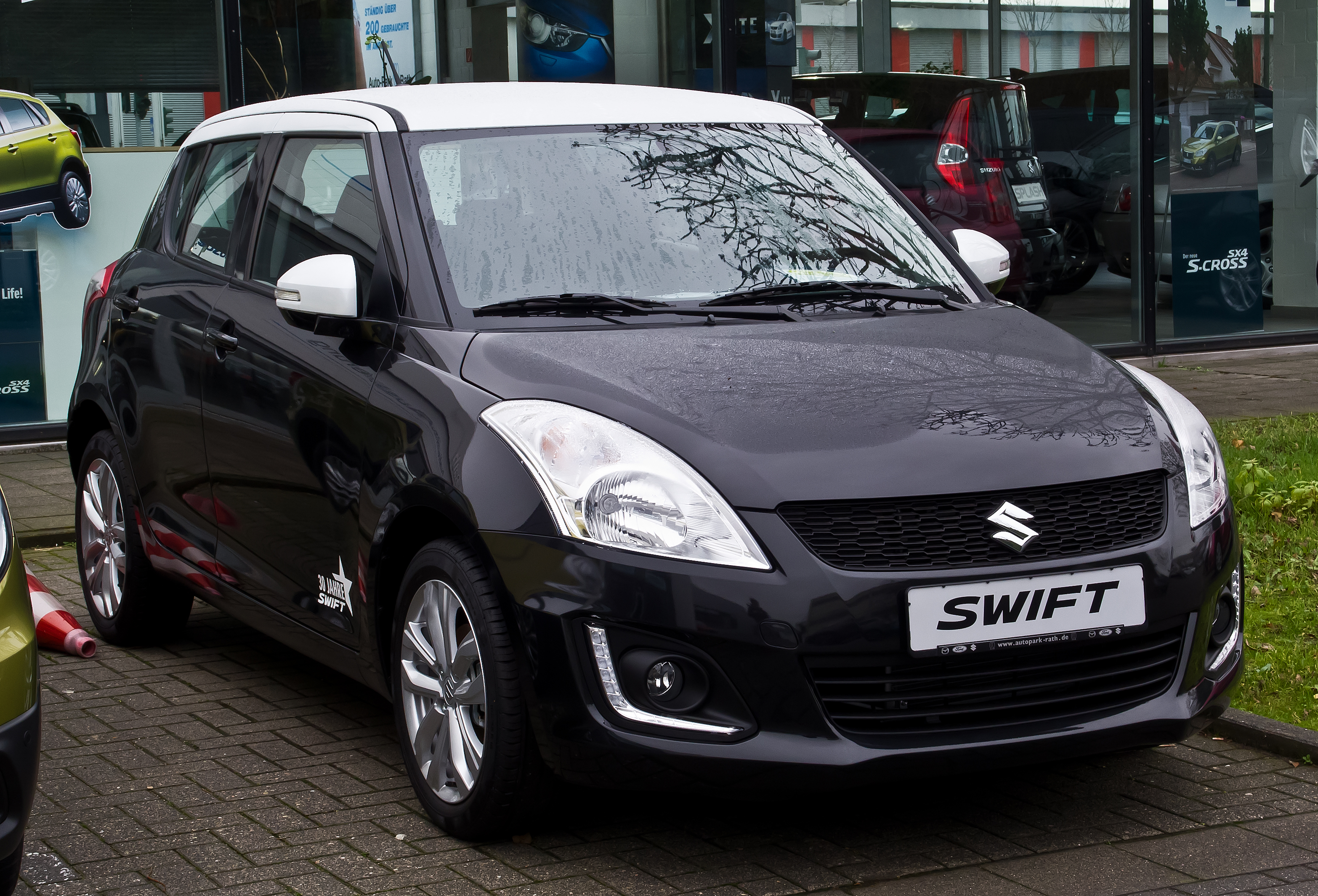 Suzuki Swift 1.2 2013 photo - 2