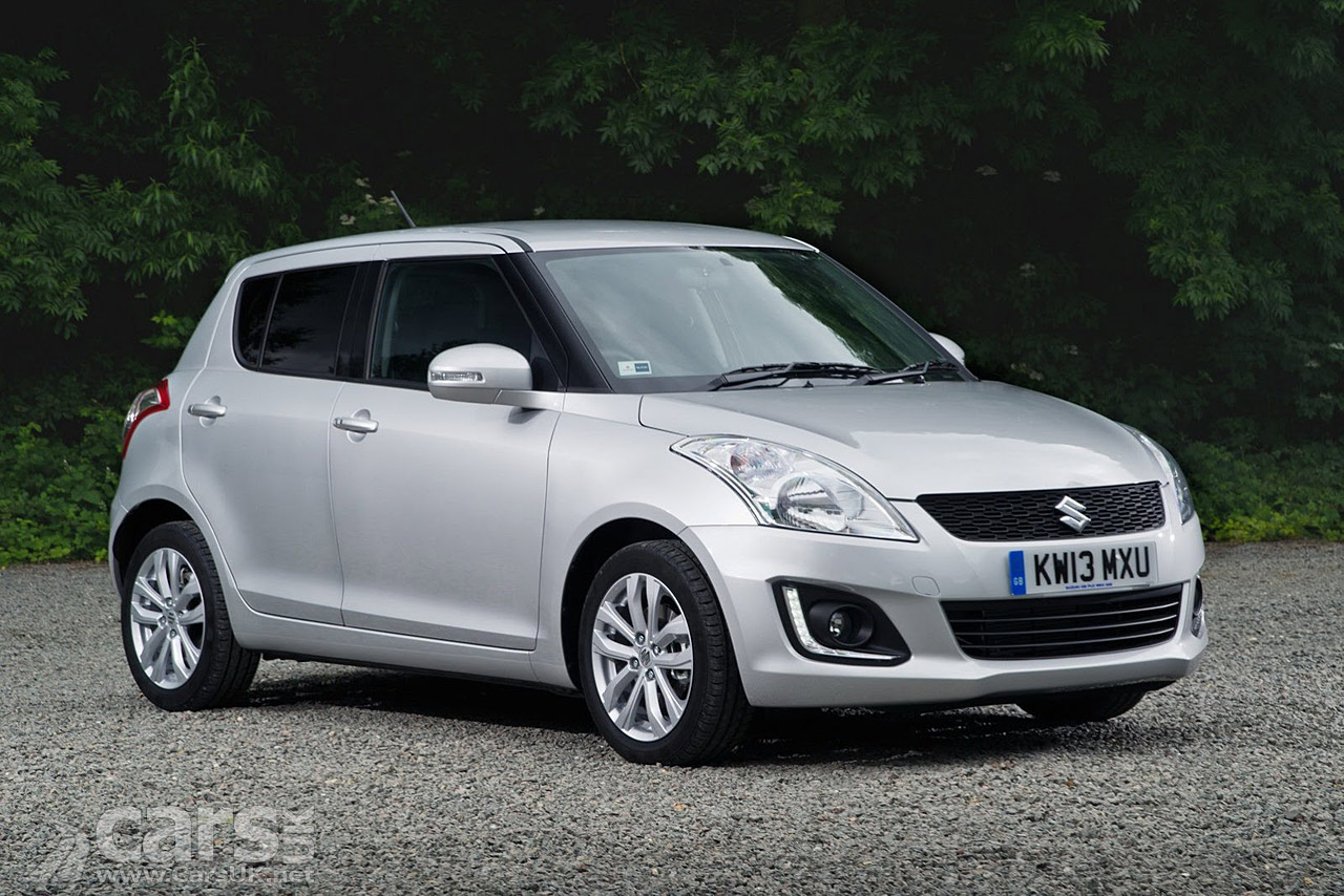 Suzuki Swift 1.2 2013 photo - 3