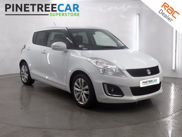 Suzuki Swift 1.2 2013 photo - 6
