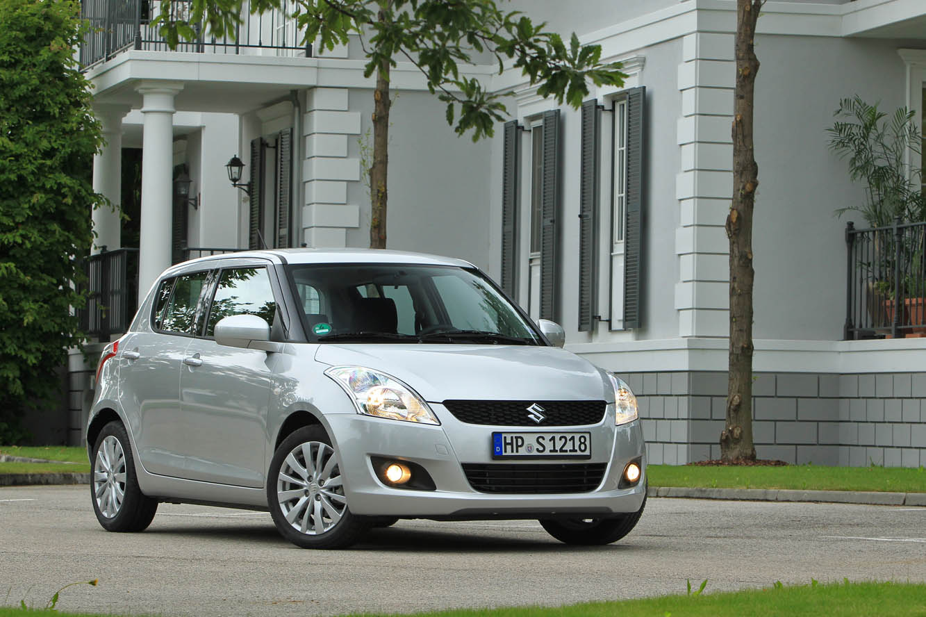 Suzuki Swift 1.2 2013 photo - 8