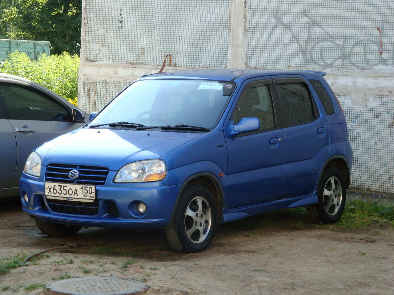 Suzuki Swift 1.3 2000 photo - 11