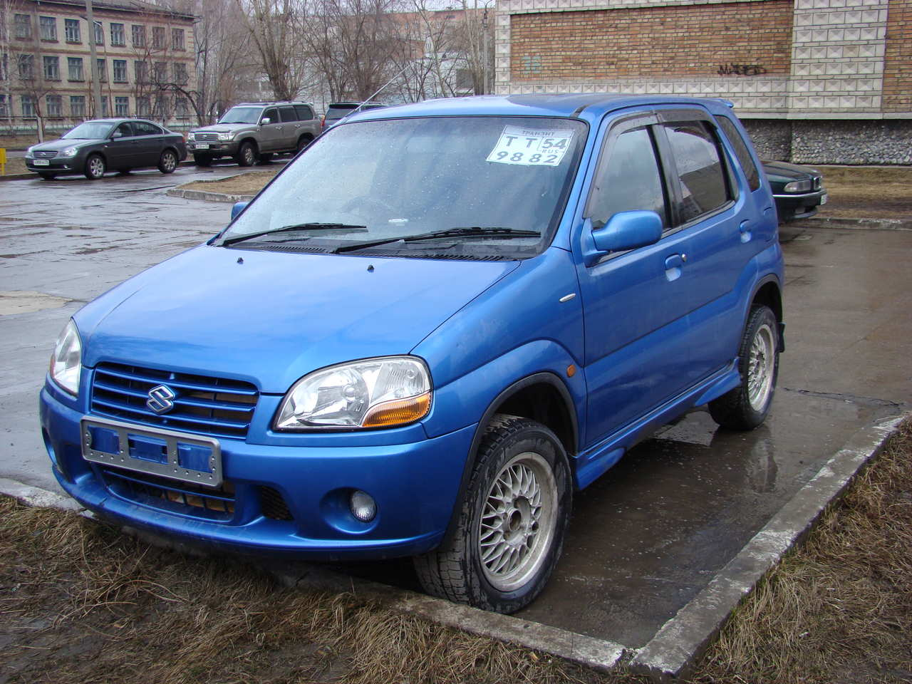 Suzuki Swift 1.3 2000 photo - 9