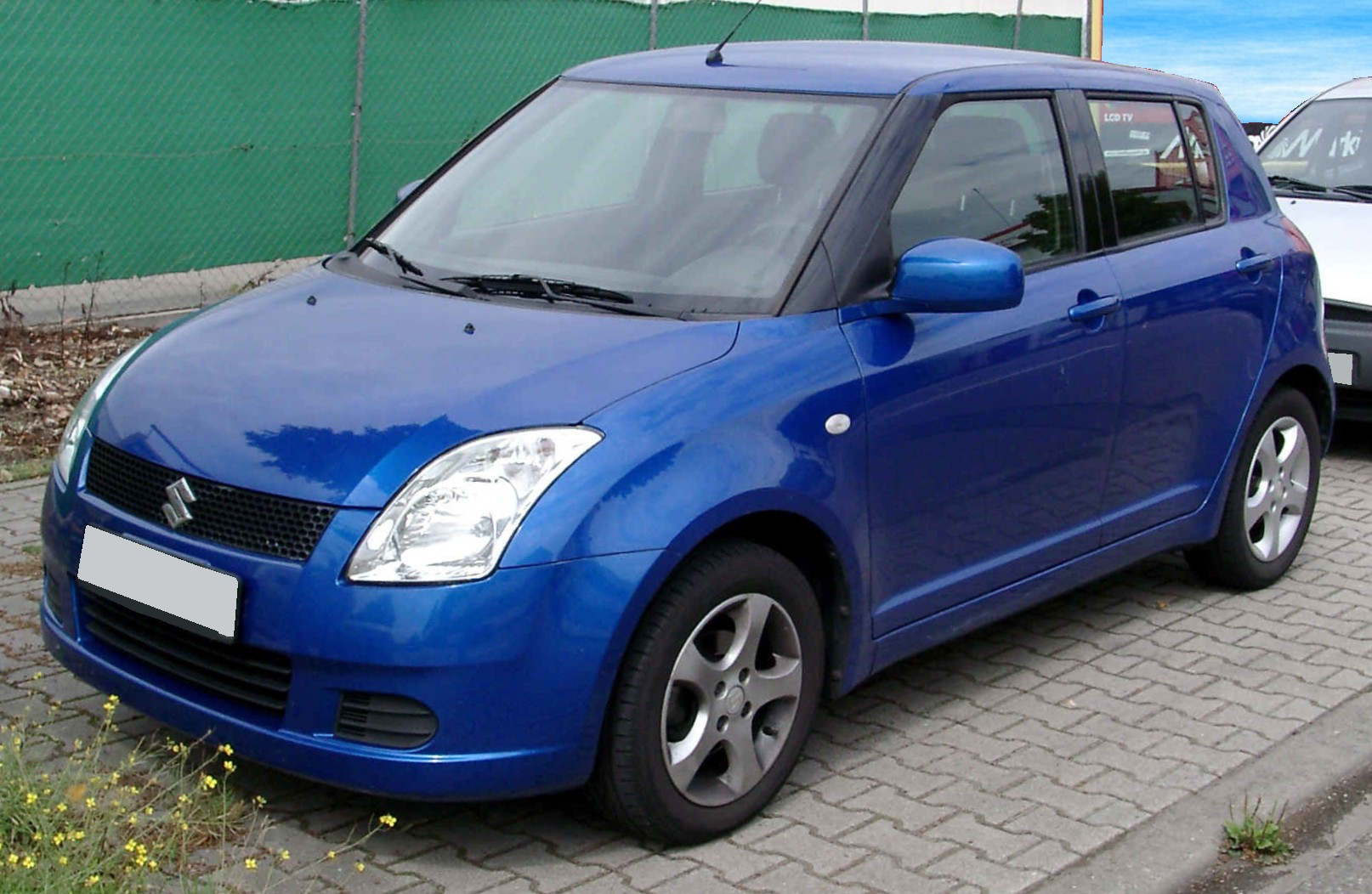 Suzuki Swift 1.3 2008 photo - 1