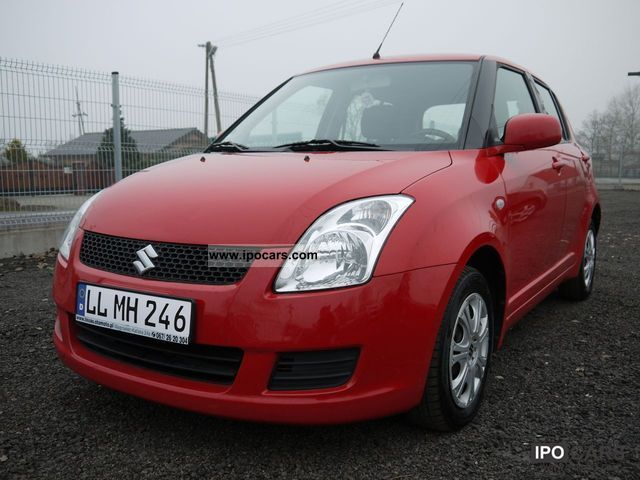 Suzuki Swift 1.3 2008 photo - 10