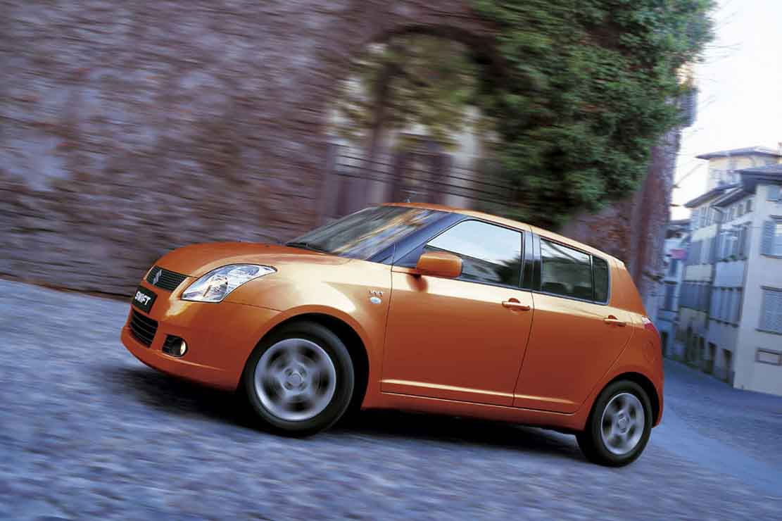 Suzuki Swift 1.3 2008 photo - 12