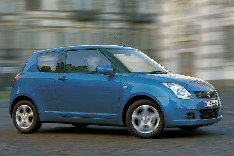 Suzuki Swift 1.3 2008 photo - 2