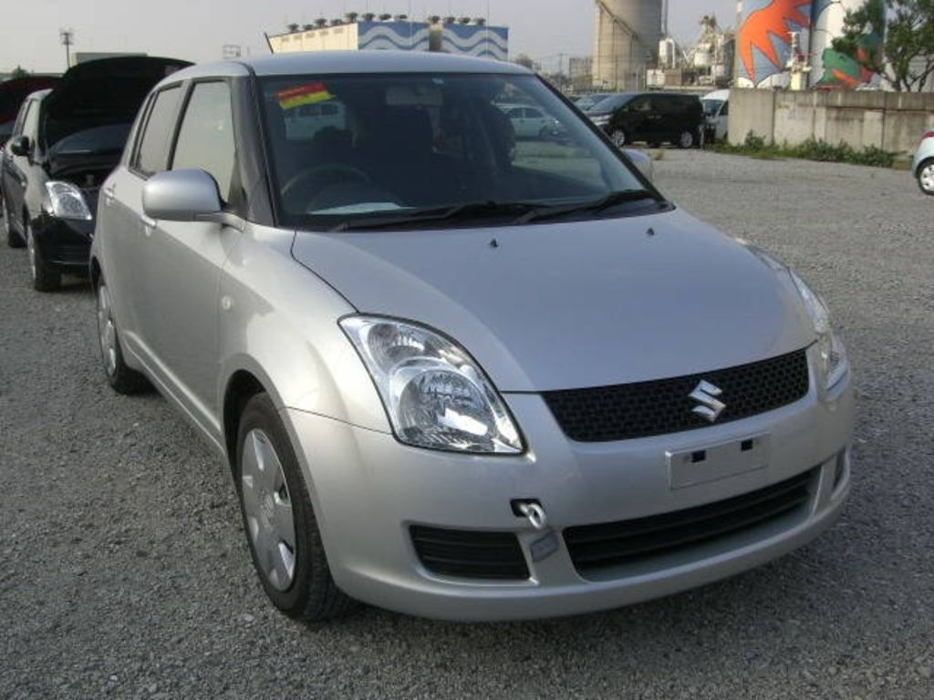 Suzuki Swift 1.3 2008 photo - 8