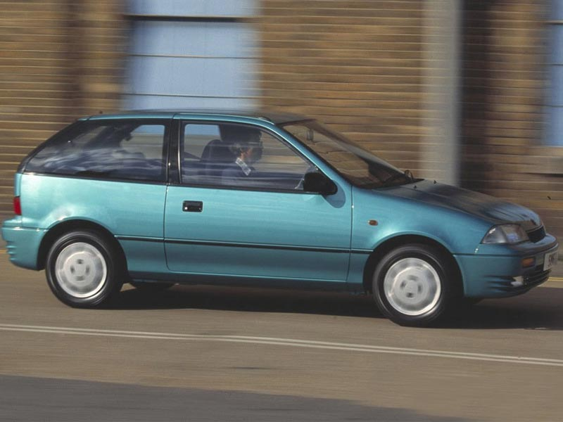 Suzuki Swift 1.6 1992 photo - 1